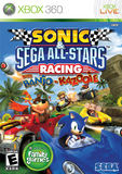Sonic & Sega All-Stars Racing -- With Banjo-Kazooie (Xbox 360)